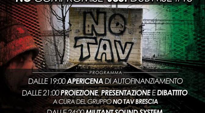 #26 dicembre: serata di autofinanziamento, informazione e musica @ C.s. 28 maggio di Rovato