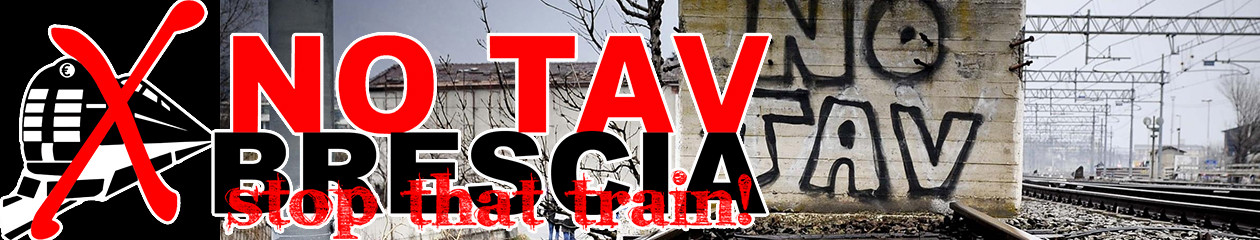 NO TAV Brescia