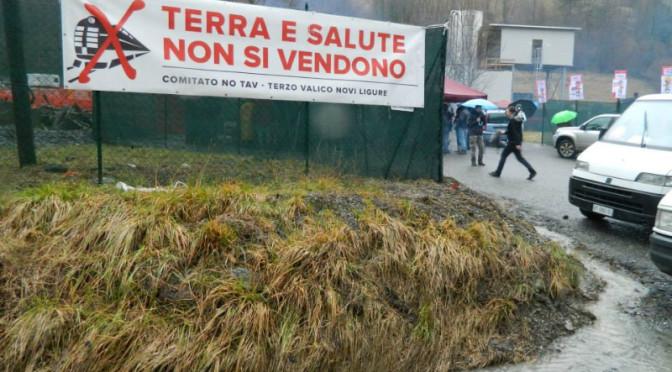 No Tav Terzo Valico: Rfi si intesta il terreno dei 101 di Pozzolo – I No Tav preparano la resistenza