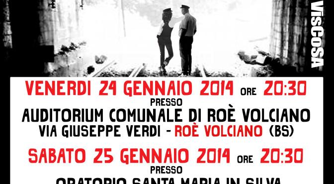#24 e 25 gennaio: spettacolo di teatro NO TAVEVO DETTO