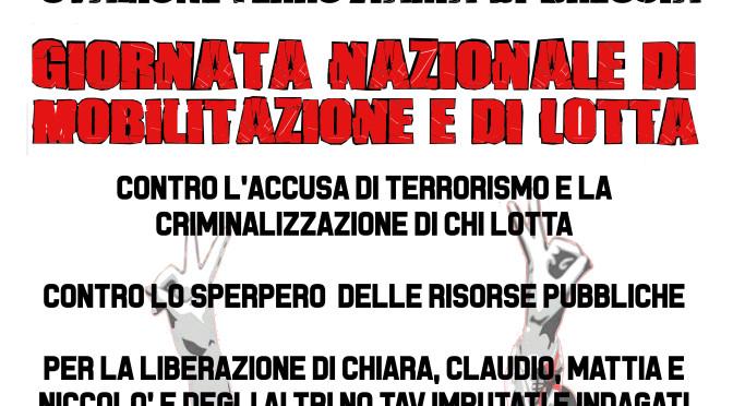 #22FEBBRAIO: GIORNATA NAZIONALE DI MOBILITAZIONE E LOTTA NEI TERRITORI – BRESCIA