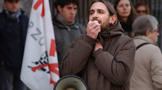 Misura cautelare coercitiva nei confronti di Claudio – Terzo Valico