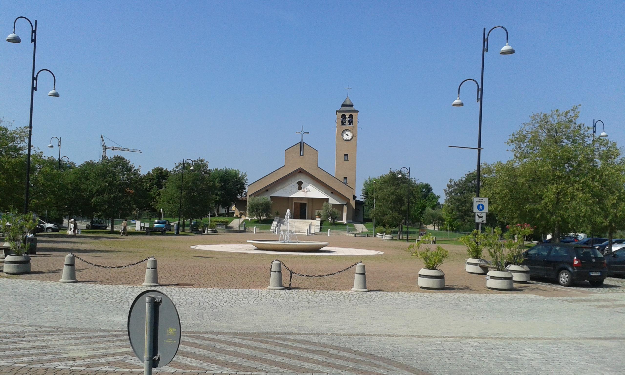 San Martino - Piazza Concordia