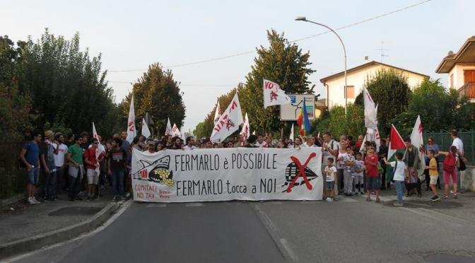 Passeggiatata popolare del 5 ottobre: una nuova pagina della lotta No Tav