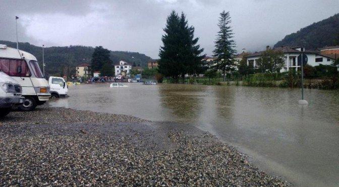 No Tav Terzo Valico – Alluvione: per quanto voi vi crediate assolti siete per sempre coinvolti