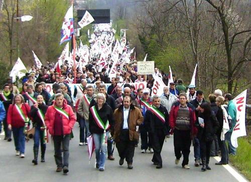 21 ottobre: presidio NO TAV in prefettura a Brescia