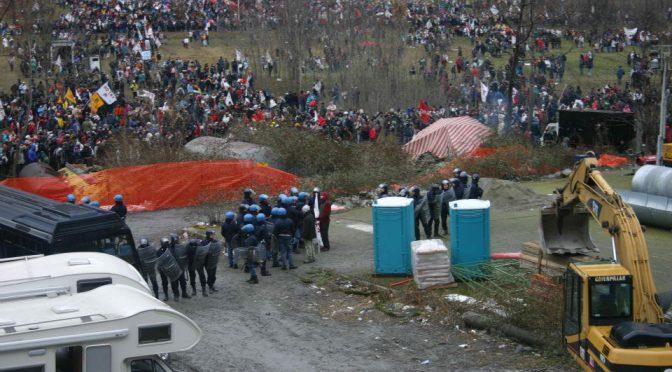 8 dicembre 2005: Venaus è libera!