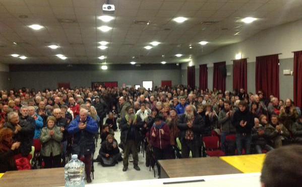 SABATO 21 FEBBRAIO MANIFESTAZIONE NAZIONALE NO TAV A TORINO