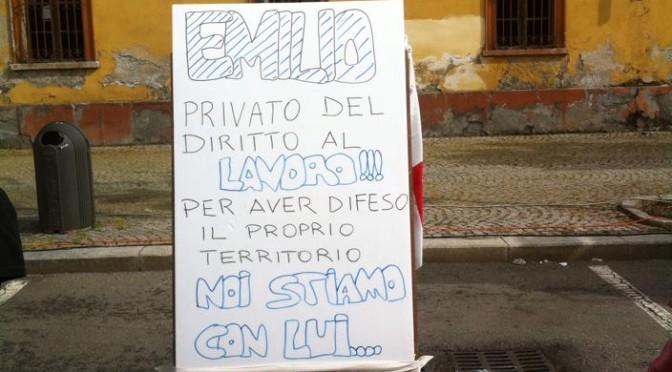 Noi stiamo con Emilio, Costanza e Stella! Solidarietà a tutti e tutte gli accusati e arrestati NO TAV!