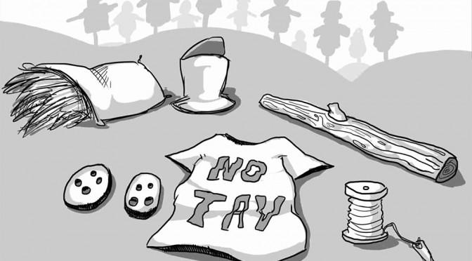 """La leggenda degli Spaventav"" – fumetto online e diffondiamoli ovunque!"