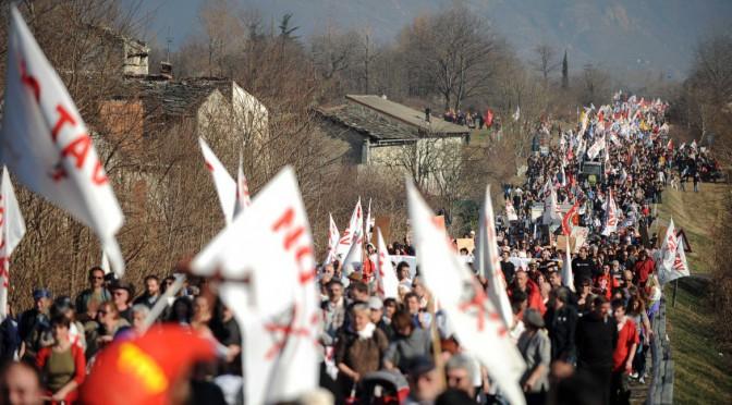 Appello 8 marzo No Tav, a Venezia contro il vertice Renzi-Hollande per la TORINO-LIONE
