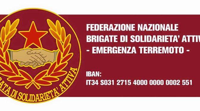 L'AIUTO PER I TERREMOTATICONTINUA: INFORMAZIONI UTILI!