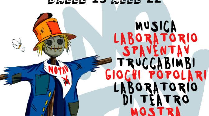 """8 OTTOBRE: presidio-festa No Tav """"DIFENDIAMO LA NOSTRA TERRA""""  @ Campagna di Lonato"""