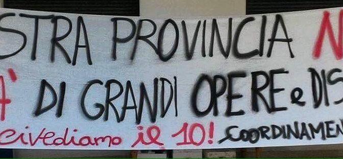 Delrio in visita a Brescia per promuovere le grandi opere inutili e costose