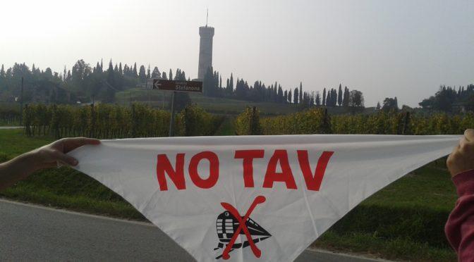 L'alta velocità non si dimentica del lago di Garda: devasterà questo territorio!
