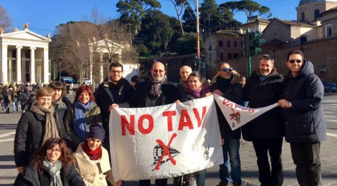 L'udienza al TAR: entro 30 giorni il verdetto..ma la lotta NO TAV continua!