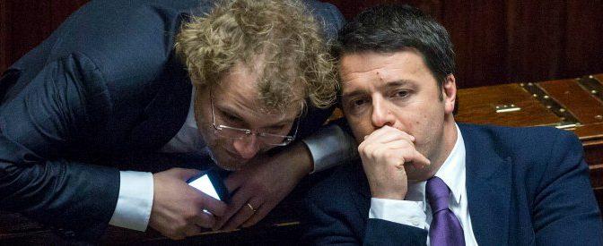 Luca Lotti deve rinunciare (almeno) alla delega al CIPE!