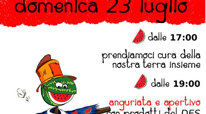 23/7 ANGURIATA NO TAV @ PRESIDIO DI CAMPAGNA DI LONATO