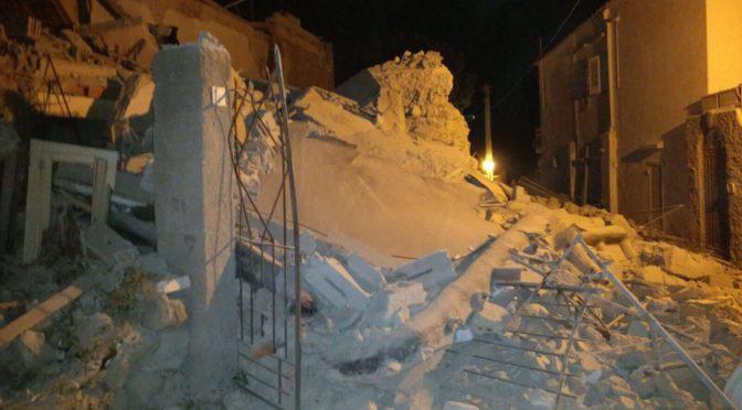 Terremoto a Ischia: i soldi pubblici alla messa in sicurezza del territorio non alle grandi opere inutili!
