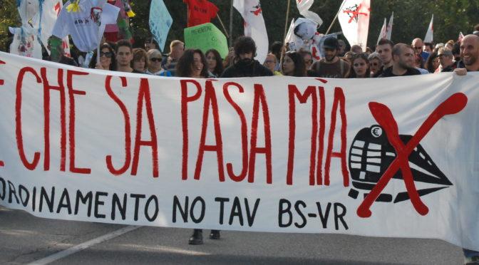 DE CHÉ SA PÁSA MÌA: resoconto della 7° marcia NO TAV! Ci vediamo il 9/11 per decidere insieme come proseguire questa lotta!