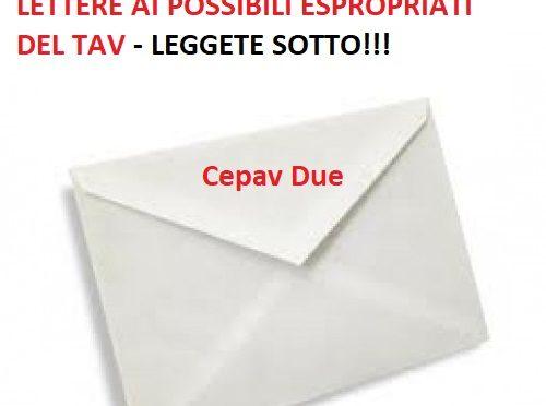 In arrivo alcune lettere agli espropriati: non siete soli, ecco cosa fare!
