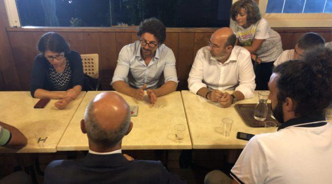Abbiamo incontrato il Ministro Toninelli: le parole non bastano, servono fatti concreti e immediati!