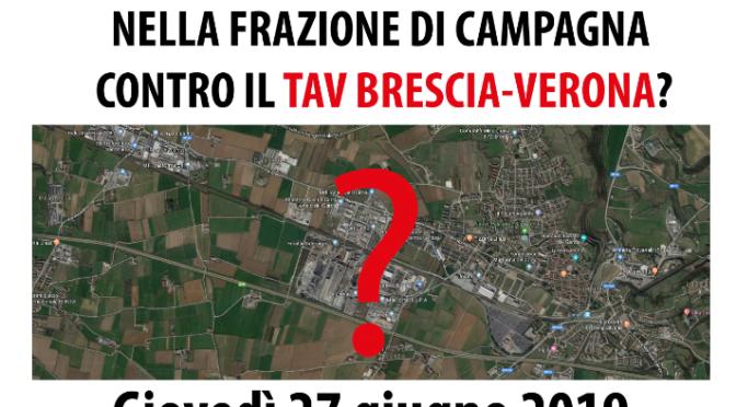 27/6 assemblea #notav @Campagna di Lonato