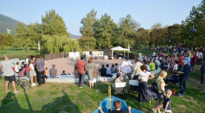 Una grande giornata di festa e informazione ieri al parco Ducos: fermare il tav tocca a noi!