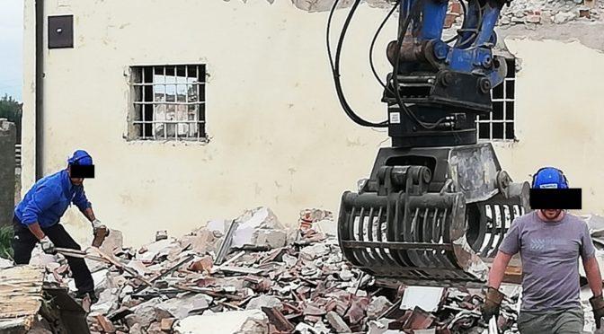 Perché gli operai dei cantieri TAV Brescia-Verona lavorano senza mascherine in piena emergenza sanitaria da Covid-19?