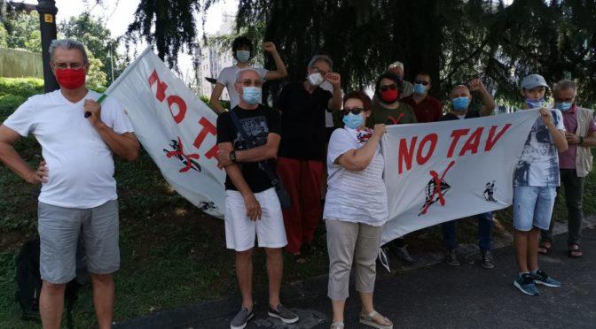 NUOVO PROGETTO PER L'USCITA DEL TAV DA BRESCIA EST: FERMIAMOLO!