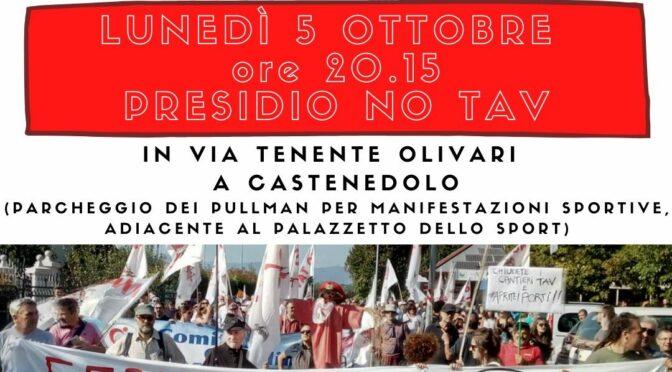 05/10 presidio no tav @ castenedolo