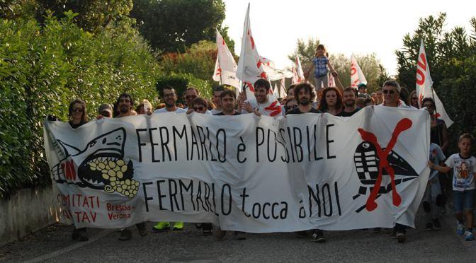 Verso il 23 novembre: le nuove proposte dei comitati No Tav Brescia-Verona