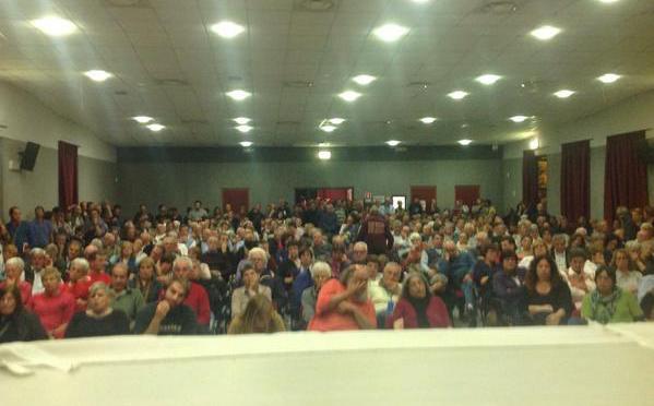 BUSSOLENO : DALL'ASSEMBLEA POPOLARE UN CAMMINO DI LOTTA E SOLIDARIETA'