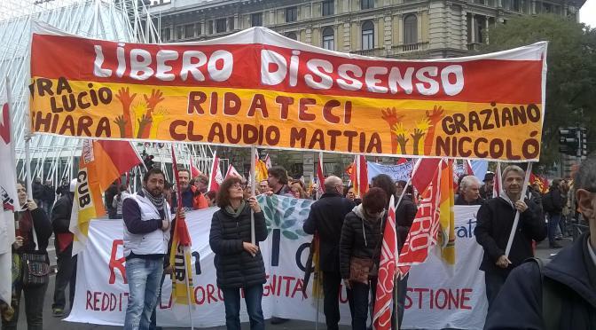 BUSSOLENO: GRANDE PARTECIPAZIONE ALL'ASSEMBLEA POPOLARE NO TAV IN VAL DI SUSA