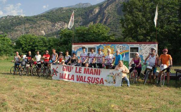 No Tav in marcia: dalla Francia alla Val di Susa, dalla Val di Susa a Udine