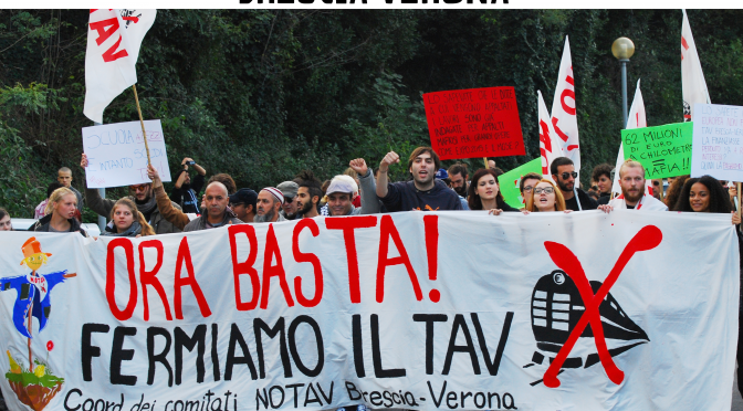 4/11 ASSEMBLEA PUBBLICA NO TAV @ San Martino della Battaglia – ORA BASTA! FERMIAMO IL TAV!