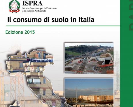 Rapporto ISPRA sul consumo di territorio: Lombardia e Veneto tra le peggiori! Vogliamo continuare così?
