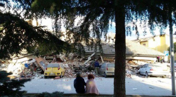 Il tragico filo rosso tra terremoto del 26 ottobre, crollo del cavalcavia e grandi opere