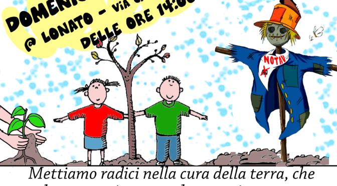 13/11 Prendiamoci cura della nostra Terra: festa NO TAV a Lonato!