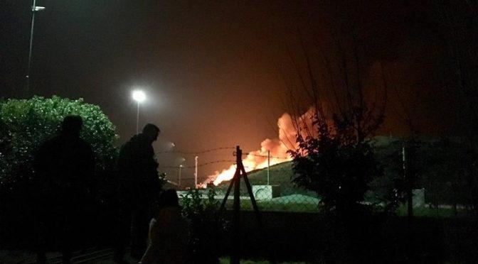 Discariche, secondo incendio in due giorni