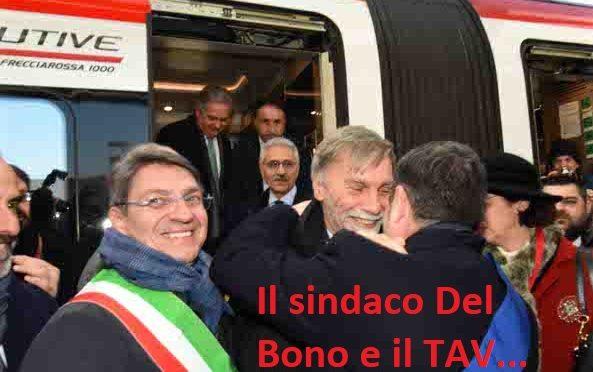 Prima di essere sindaco grandi parole…e poi? Emilio Del Bono (PD) riguardo al TAV a Brescia