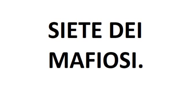 RFI e Cepav due firmano oggi il contratto del primo lotto Alta Velocità Brescia-Verona: VERGOGNATEVI MAFIOSI!