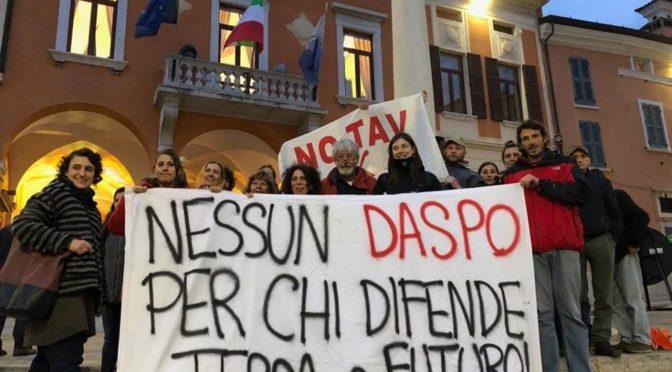 CONSIGLIO COMUNALE DI LONATO: I DASPO NON FERMANO LE NOSTRE RAGIONI!