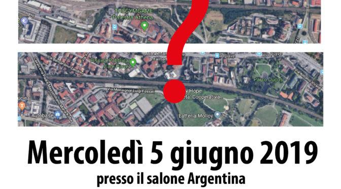 5/6: assemblea pubblica NO TAV @Brescia – cosa potrebbe succedere alla nostra città?