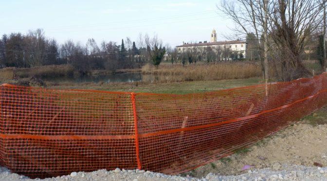 Cantieri TAV a Peschiera D/G: colonnato del Santuario e importanti aree di nidificazione a rischio per un progetto inutile!