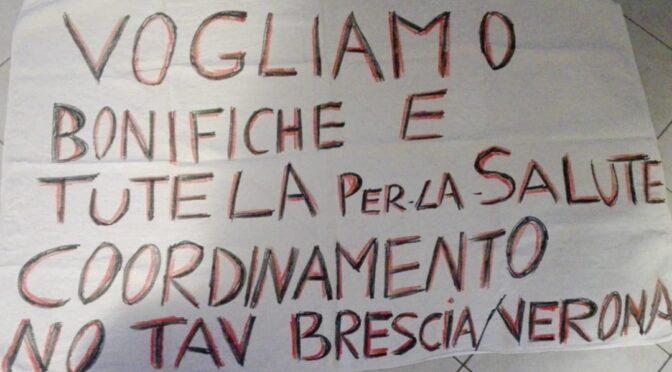 NUOVA DISCARICA A CALCINATO: VOGLIAMO BONIFICHE E SALUTE, NON OPERE INUTILI E DANNOSE!